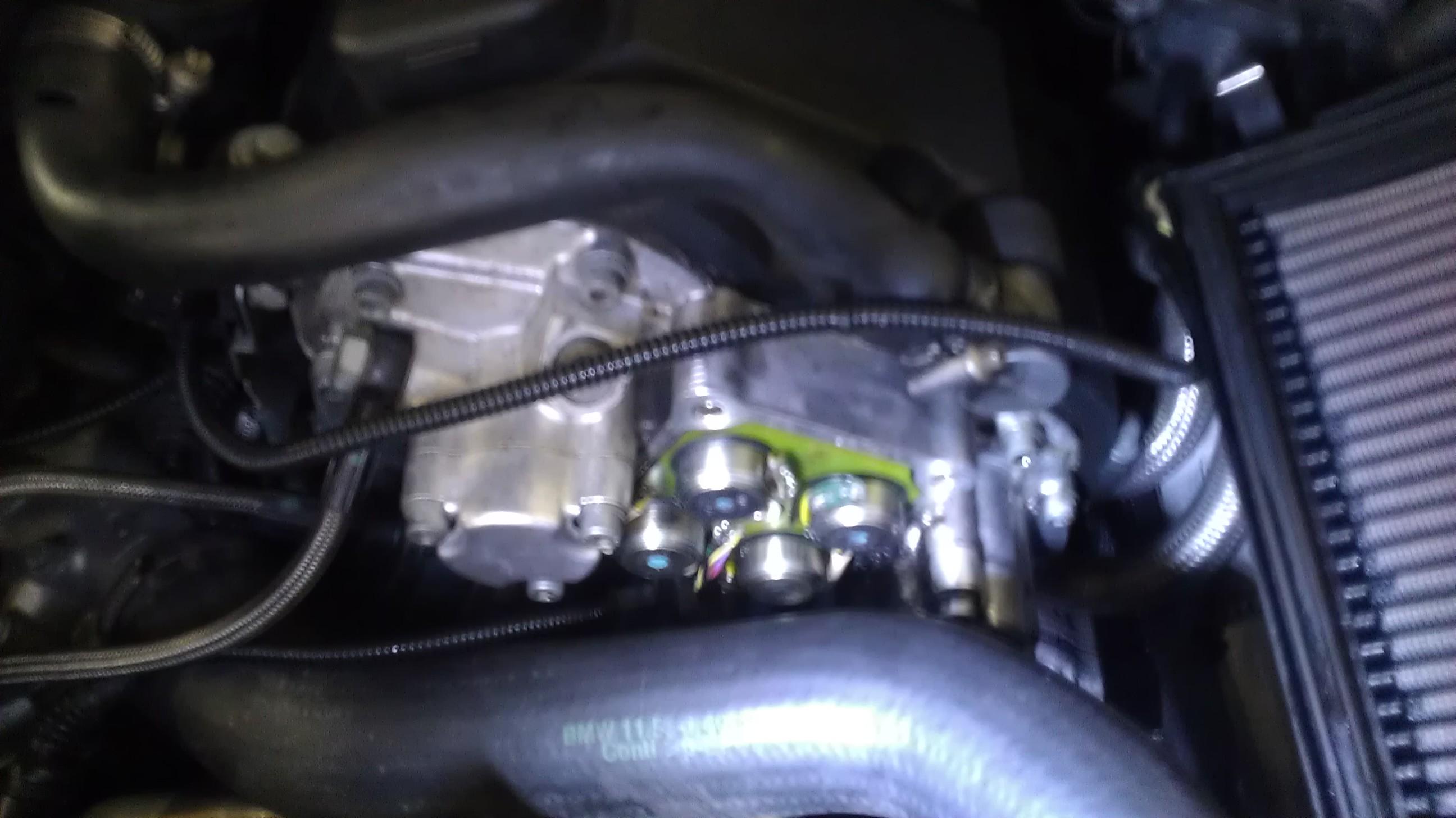 RennsportKC::BMW M5 dreaded vanos problems - RennsportKC::