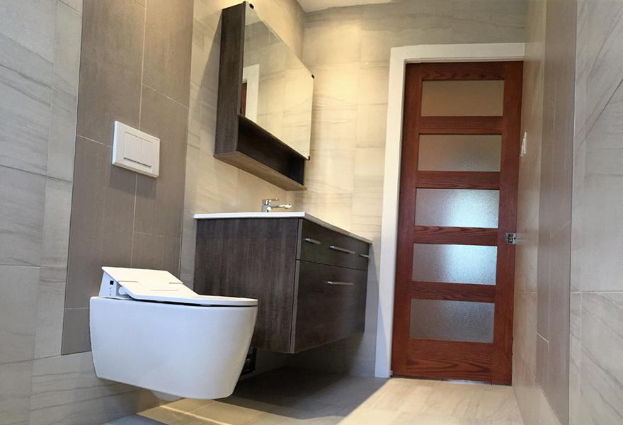 travaux de renovations salle de bain
