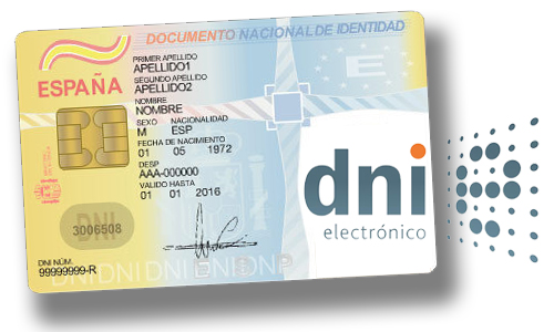 dni o pasaporte en Obispo Estúñiga Jaén