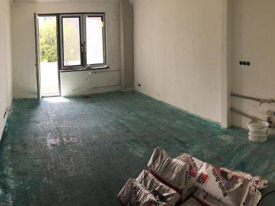 Renovate rekonstrukcia bytu ceskoslovenskych parasutistov