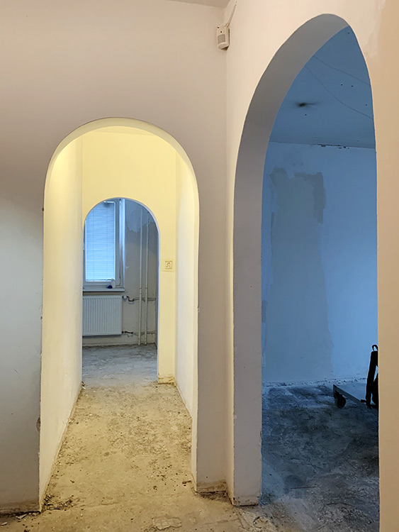 Luxusná rekonštrukcia bytu na Kramároch