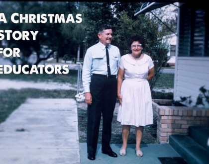 A Christmas Story: YOU Make a Difference