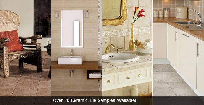 ceramic vs porcelain tile vs vinyl vs