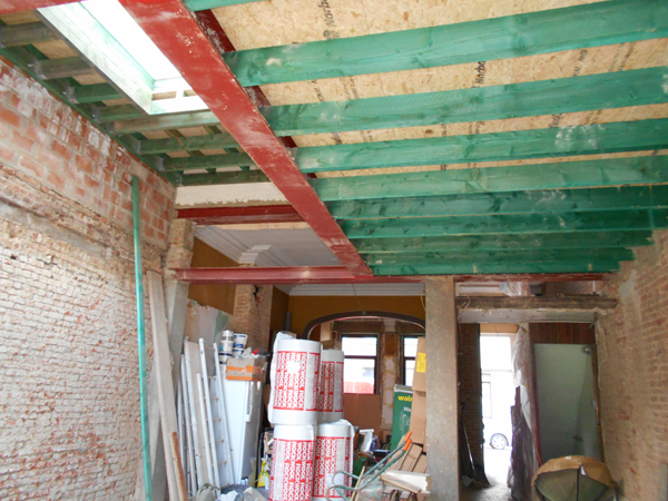 Renovatiewerken Antwerpen