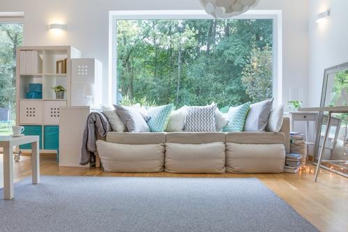 Relooking déco: aménager un salon cosy…