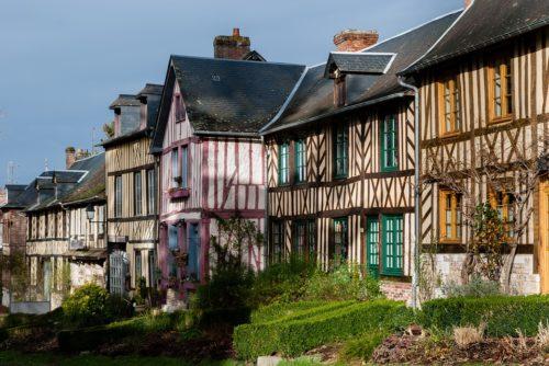 Zoom sur les maisons normandes