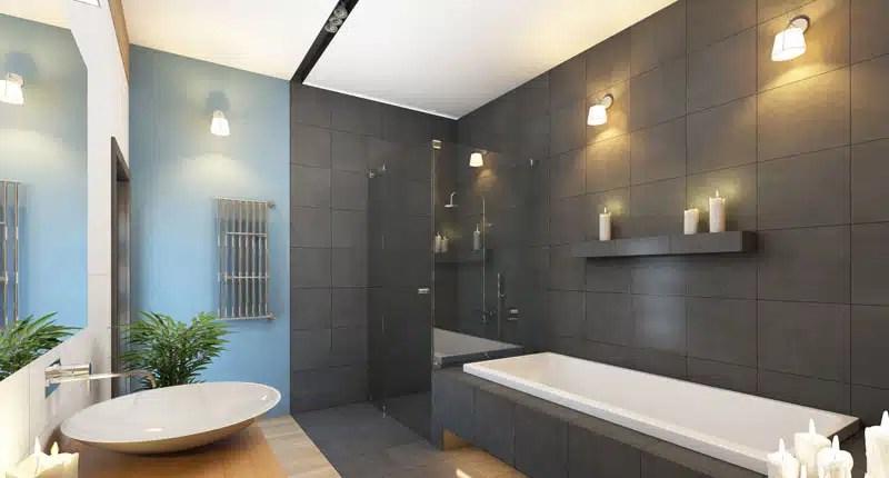 carrelage pour votre salle de bain morderne