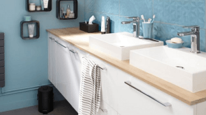 renover les meubles de sa salle de bain
