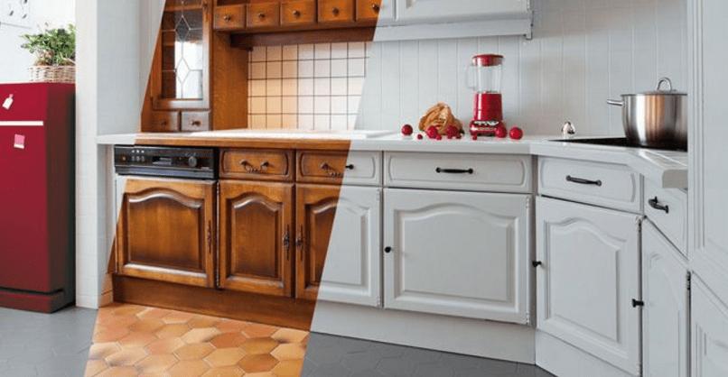 renover sa cuisine rustique