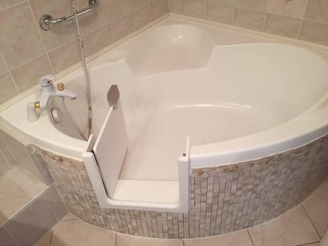 une baignoire d angle renovbain