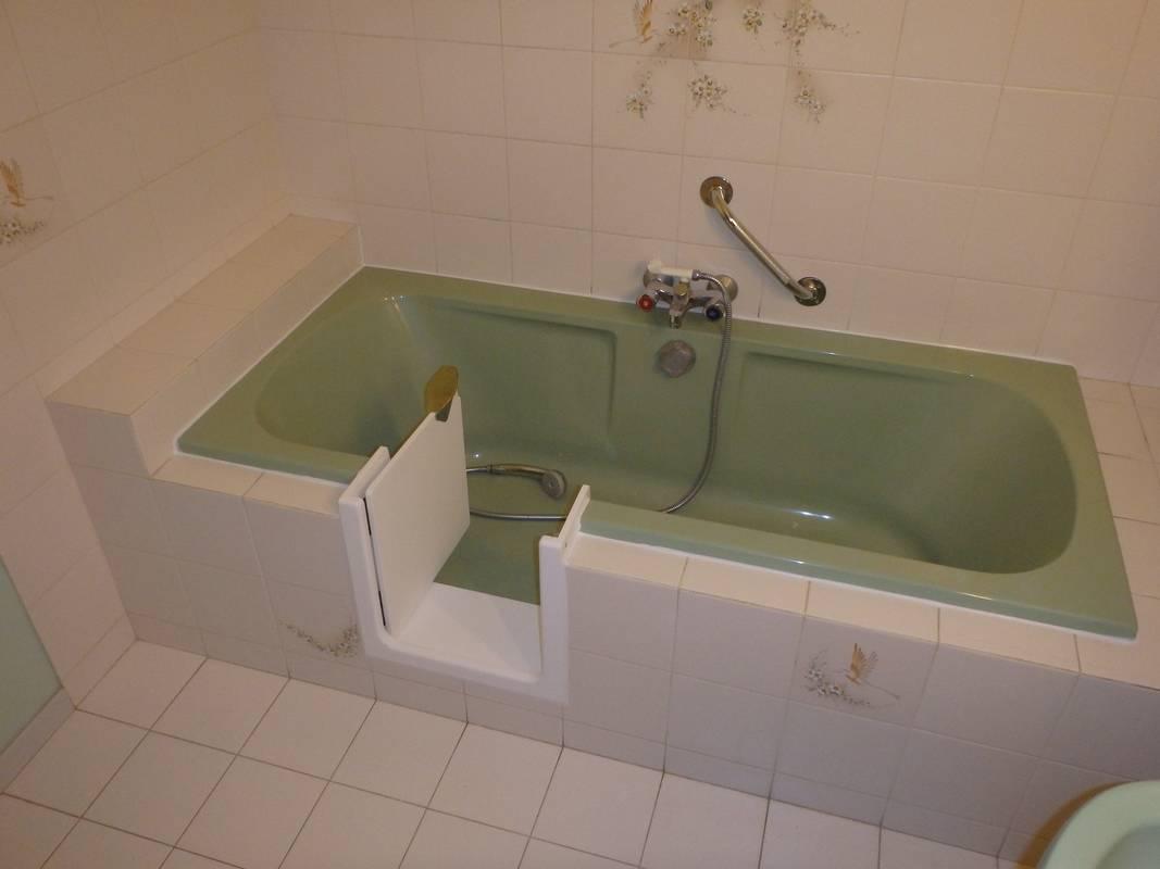 baignoire a porte caen 14000 renovbain