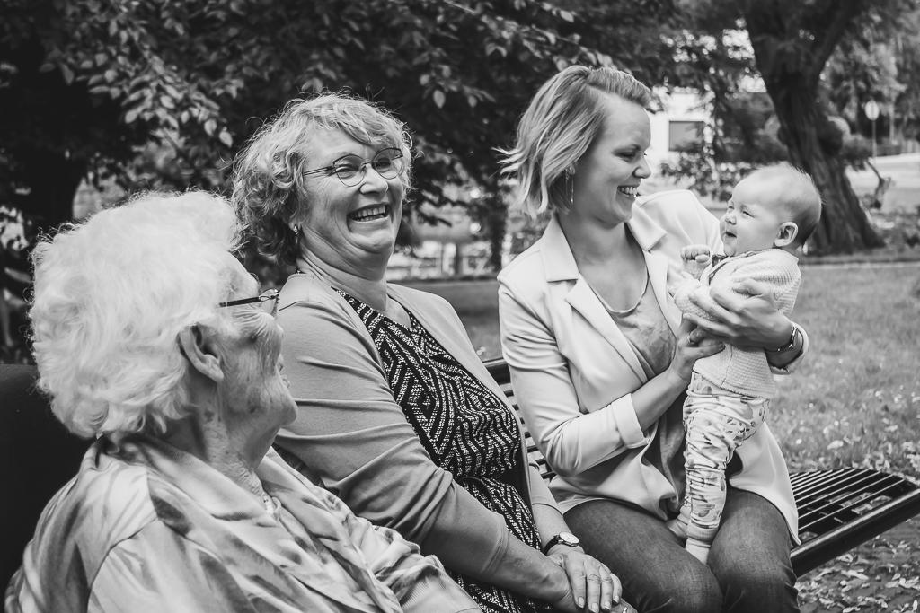 4 Generaties- Familyshoot