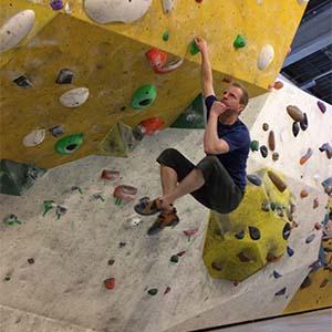 klimmen-hangend