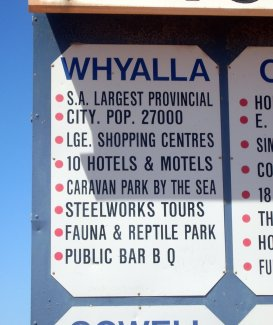 From a peak of 34,000 in the 1970s, Whyalla's population had shrunk to 27,000 last decade and is now 22,000. Abi Skipp/flickr, CC BY
