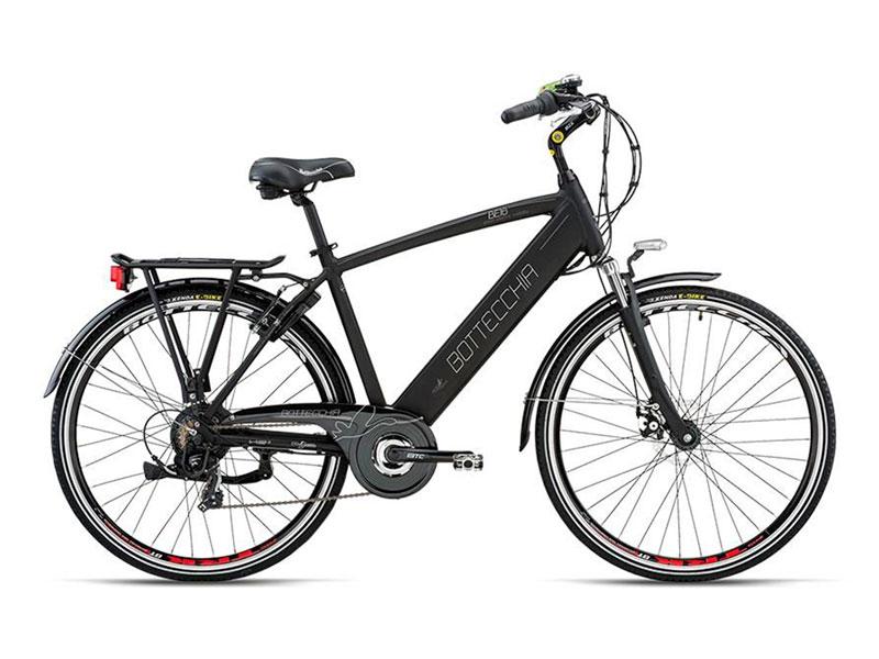bici-elettrica-uomo-colore-nero-noleggio moto e scooter salerno