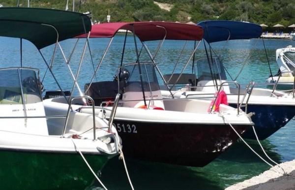 Santorini SeaBreeze Boat Rentals