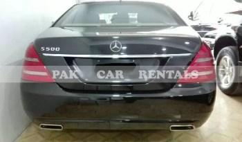 Mercedes Benz S Class full