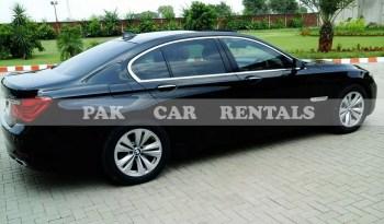 BMW 7 Series A.T 760li A.T full