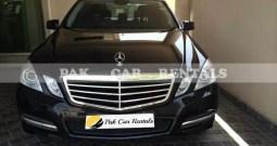 Mercedes Benz E Class A.T