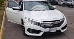 Rent Honda Civic X 2019