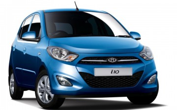Hyundai i-10 or similar