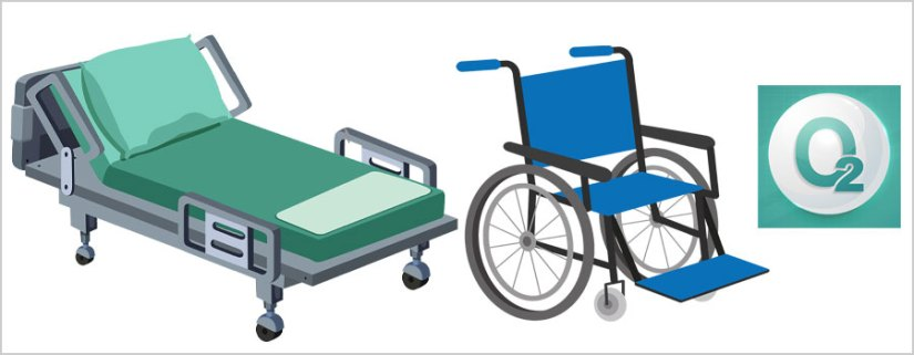 Rehab Equipment Rentals Chennai - Rentacure | Contact Us