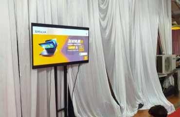 Sewa TV Plus Standing Daerah Jakarta dan Sekitarnya