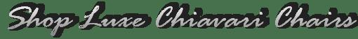 Shop Luxe Chiavari Chairs Atlanta Georgia