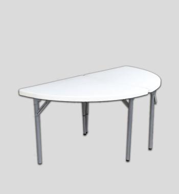 half round table rentals atlanta