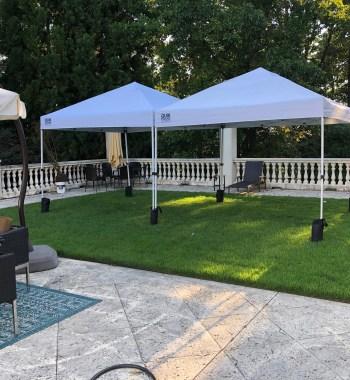 10 x10 popup tent shade rental atlanta rentalry.com
