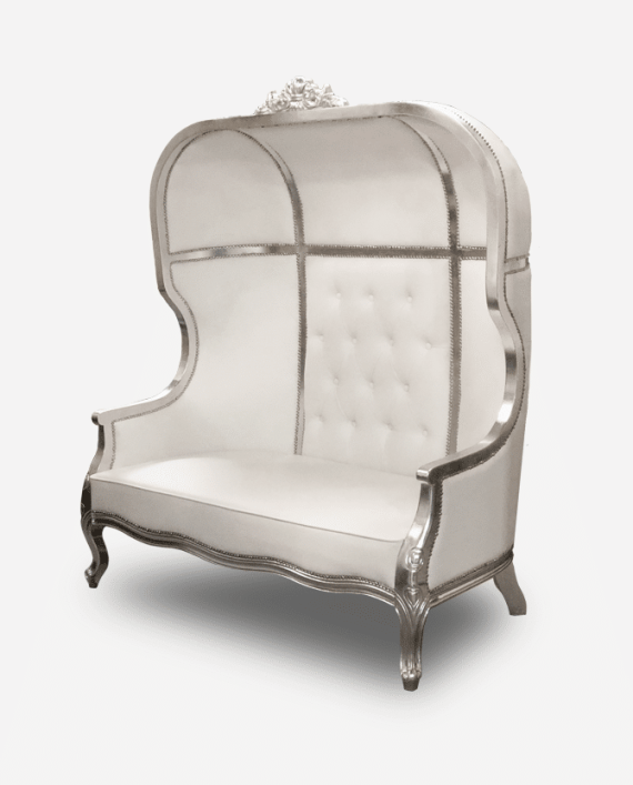 Wedding and Special Event Throne and Love Seat Rentals in Atlanta Luxe Event Rental
