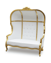 Golden Charming Balloon Seat Rentals in Atlanta, GA