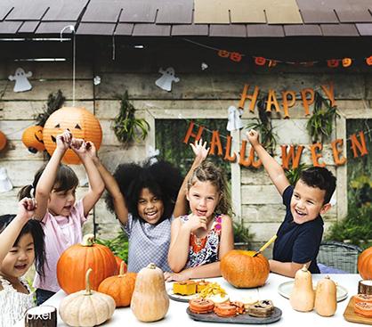 Fall Festival, Halloween Party, Autumn Celebration Community Event Rentals
