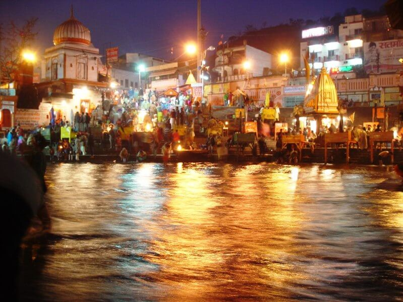 Delhi Haridwar Rishikesh Agra Tour