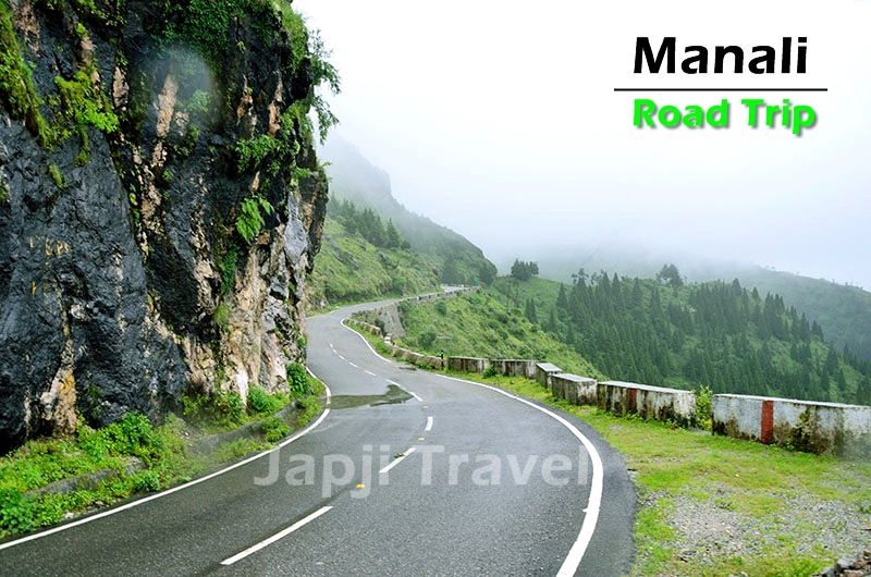 Manali Road Trip
