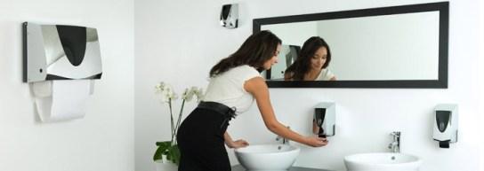cabinet roller towel services