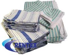 tea towel rental launder services