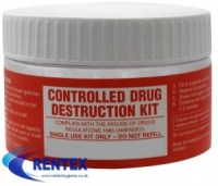 controlled drug disposal