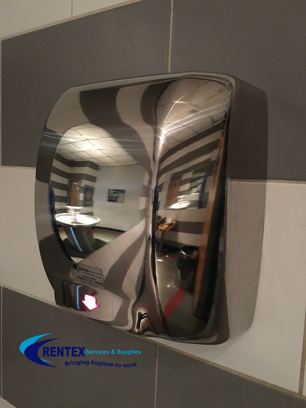 Hand Dryer Rental Automatic Hand Dryer Services Yorkshire