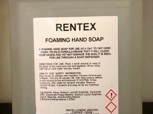 Foaming Hand Soap 5 Litre