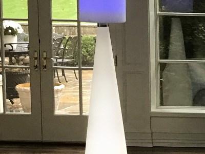 LED Floor Lamp rental