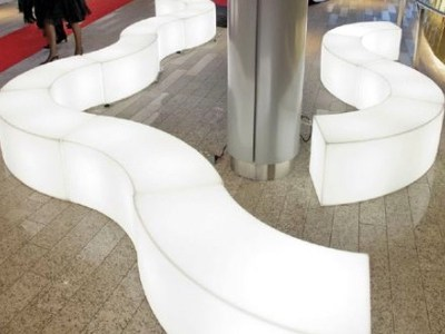 LED Benches