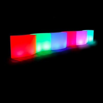 Light up Buffet Bar for rent
