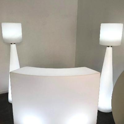 LED DJ Booth rental