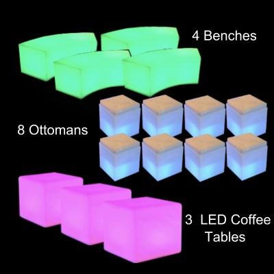 Glow furniture rental florida