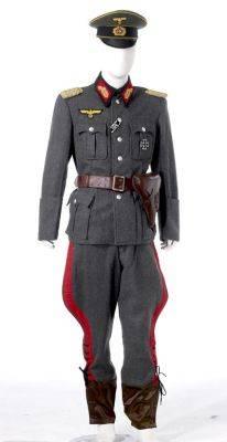 Dallas German Military Officer Costume Rentals German