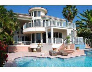 Miami Luxury Vacation Rental South Hibiscus Island Estate