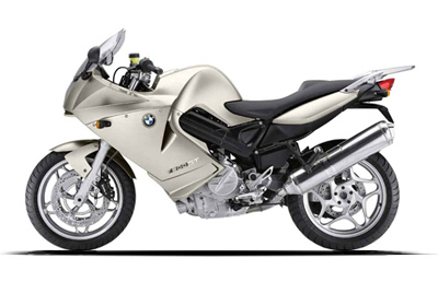 2009 BMW F800 ST Motorcycle