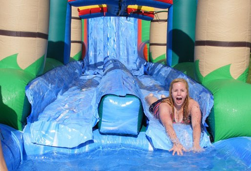 Inflatable Water Slides and Bouncer Rentals in Danbury, CT