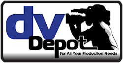 Who rents video cameras in NYC. dvDepot for all your production needs.
